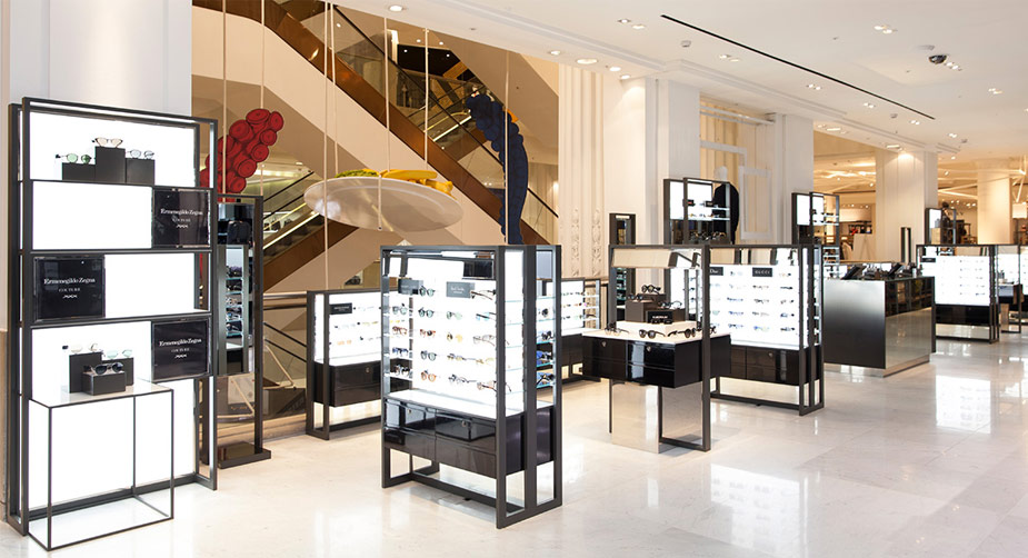 LED Lighting featured in A1 Retail