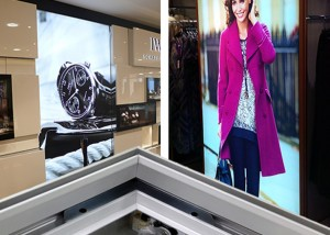 LE LIght boxes for M and S