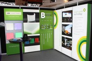 Exhibition lightboxes