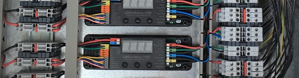 LED control systems