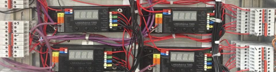 LED lighting control