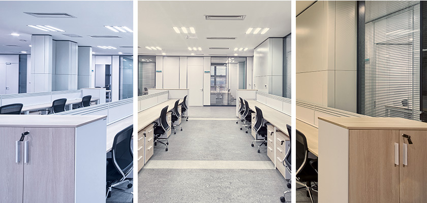 Dynamic White LED Lighting Systems control