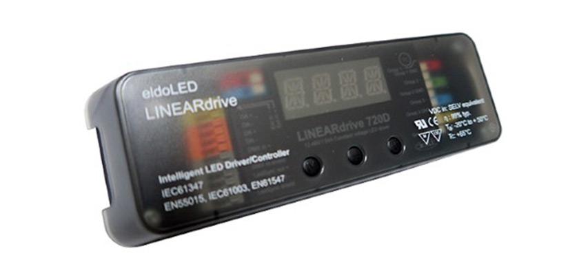 Bright Green RGB Lighting Systems - control