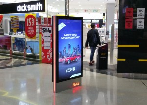 Digital display highlights