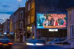 LED Outdoor Advertising
