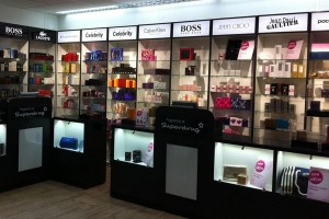 Linear LED for retail displays