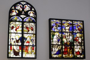 LED stained glass