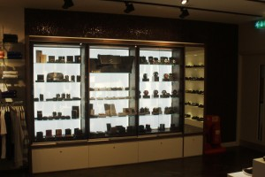 LED Light sheet for retail displays