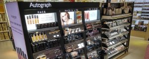 lighting for retail displays
