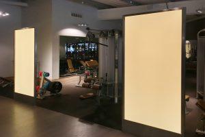Custom RGB LED Light Panels
