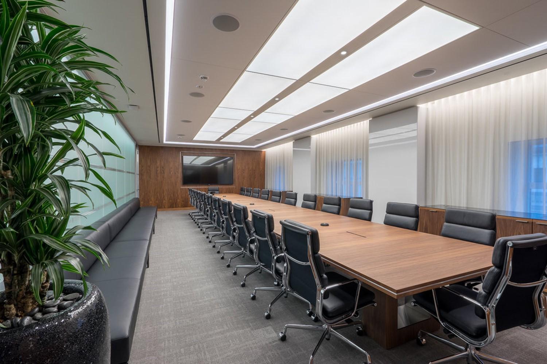 LED Light Panel custom-built modular frames