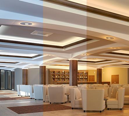 LED Light Panel Dynamic White
