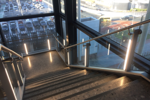 Heathrow Airport Emergency Wayfinding Lighting