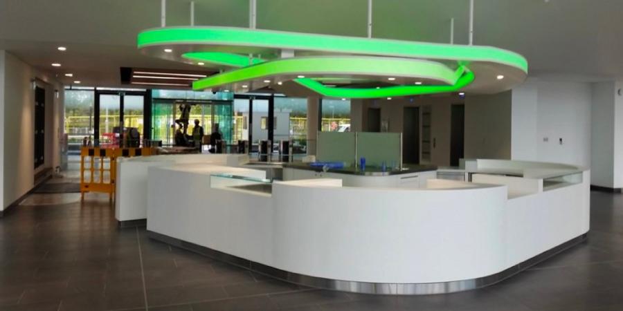 BP Headquarters, Sunbury