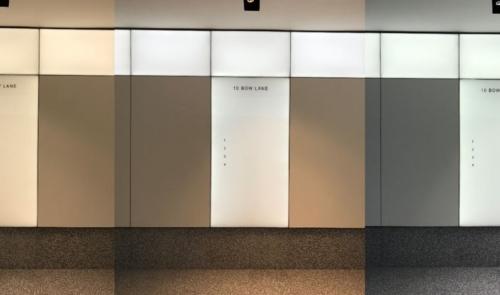 Office Reception Area, London