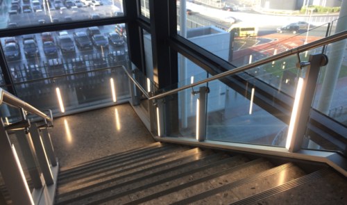 LED lighting retrofit for Heathrow Airport