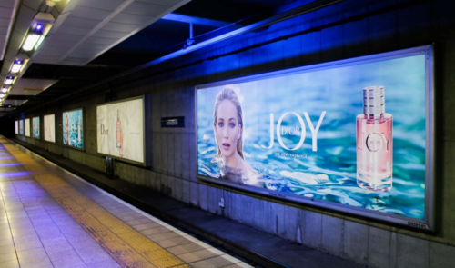 JCDecaux Advertising Lightboxes, South Africa