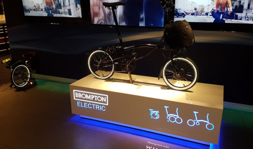 Brompton Electric, UK