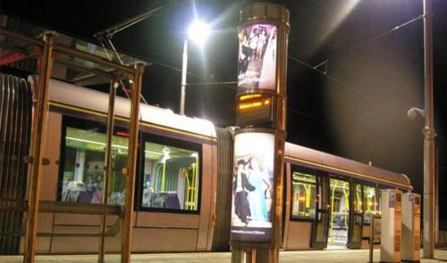 LUAS Light Rail, Dublin