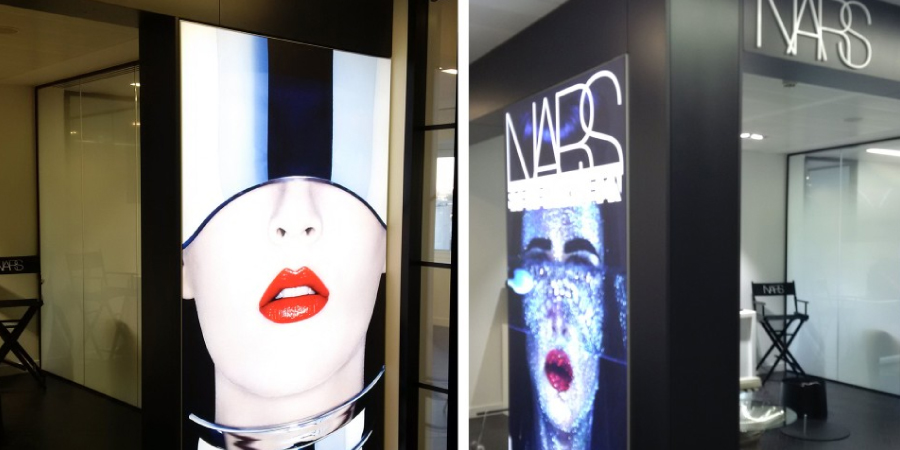 NARS Lightboxes, UK