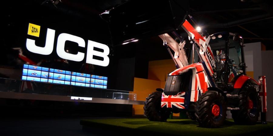 'Story of JCB' Exhibition