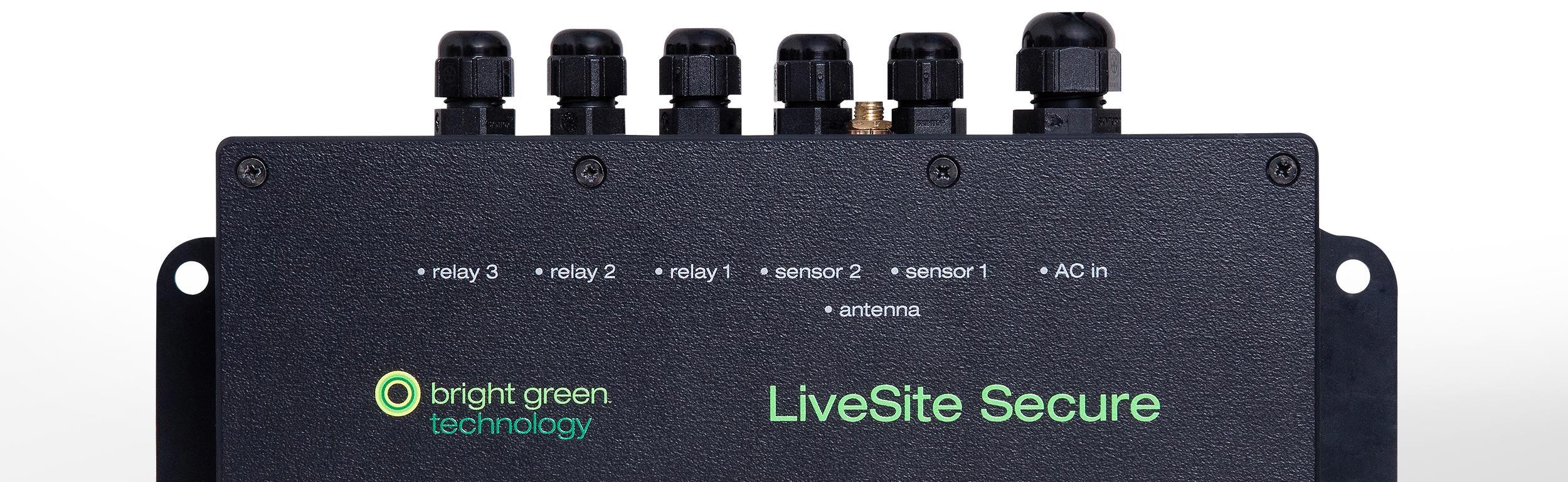 Bright Green LiveSite