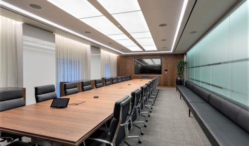 LED Light Sheet for office ceilings